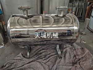 吳橋天城機械 不銹鋼無塔供水罐 生產廠家