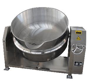 高价回收二手可用夹层锅