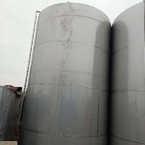 厂家回收二手不锈钢化工储罐