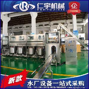 張家港市桶裝水灌裝設備生產廠家 蘇州仁宇機械有限公司專業制造