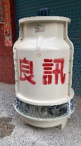 小型冷却塔15吨冷却塔厂家组装好送上门