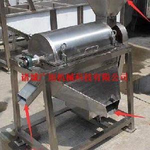 葡萄螺旋榨汁机的生产厂家