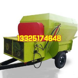 銷售 電動撒料車 養殖用撒料車