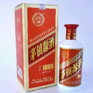 茅鎮源酒1998