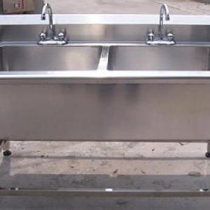 食品厂不锈钢洗手水槽(食品机械制造商)
