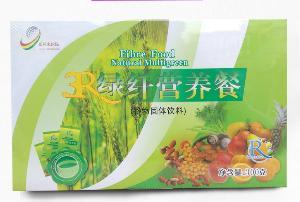 乐利来绿纤营养餐网购价格一盒好多钱