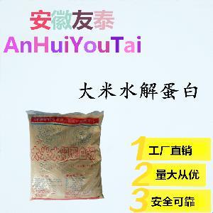 现货批发 大米水解蛋白 食品级 食品添加剂 高含量
