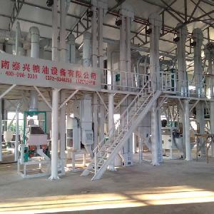 小米加工生产线成套设备,碾磨谷子的机器