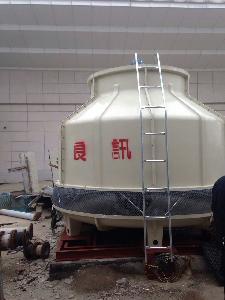 东莞不锈钢冷却塔公司200T冷却水塔良讯牌
