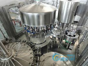 全自动矿泉水生产线350ml-2L 张家港饮用水灌装机