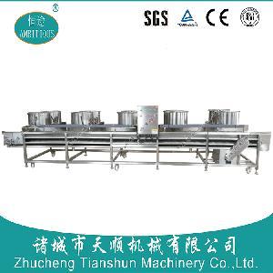 食品冷却机(冷却线)