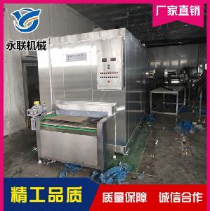 日照永联牡蛎隧道式速冻机免费安装调试