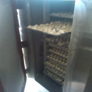 俞洋供应风冷循环速冻机 多功能食品速冻保鲜柜  低温冷冻