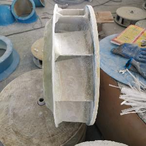 玻璃鋼離心風機葉輪支持定做