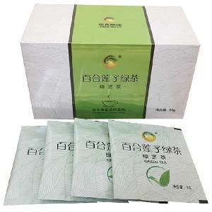 金木百合莲子绿茶网络订购价格