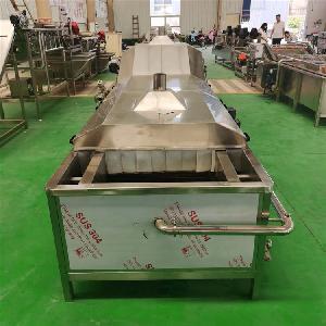 2020款盐水竹笋生产设备——全自动漂烫机