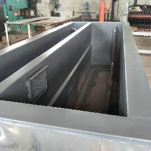 鴨鵝絨毛處理池 家禽屠宰機械浸蠟池 科源專業生產廠家