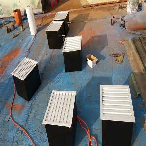 長治方形壁式軸流風機DFBZ-3.6價格