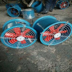 延安玻璃鋼軸流通風機FT35-12-3.15-0.04kw軸流風機廠家直銷