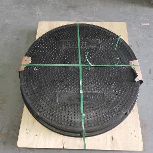 云南直徑900非承重復合井蓋 現貨供應加油站復合材料承重井蓋