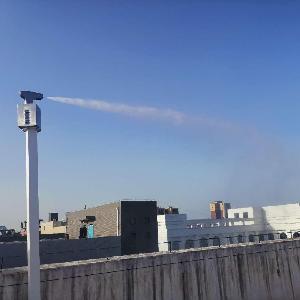 雾桩降尘系统