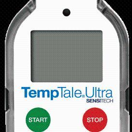 美国SENSITECH进口TempTale Ultra一次性温度记录仪