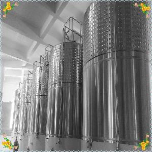 新轻机械   供应1-10吨不锈钢啤酒发酵罐