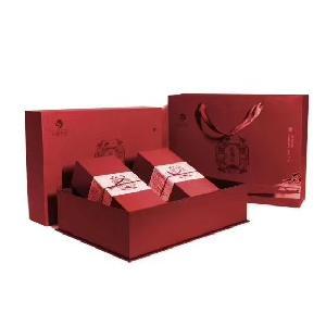 塔鼎红有机红茶礼盒250g