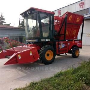 4QZ-1800  青儲機大型自走式玉米秸稈青貯機廠家直銷