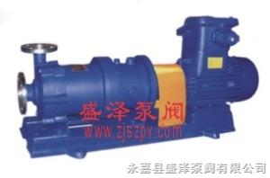CQB-G 重型(高温)磁力驱动泵