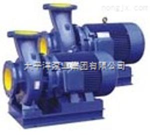 100-315 ISW卧式管道离心泵