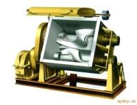 广西河池5-2000升碳钢捏合机真空捏合机