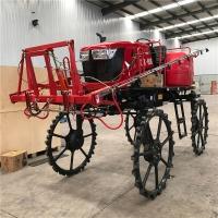 hf-700  農作物新款四輪打藥機 自走式打藥車