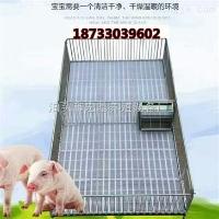 2.1*3.6  供应小猪保育床加重铸铁保育栏养猪设备